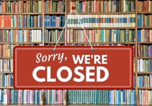 LIBRARY CLOSED @ Otsego | Michigan | United States