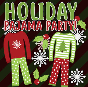 Holiday Pajama Party @ Otsego District Public Library | Otsego | Michigan | United States