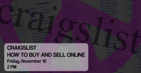 CraigsList: How to Buy and Sell Successfully