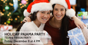Holiday Pajama Party