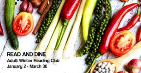 Read & Dine – Adult Winter Reading Club