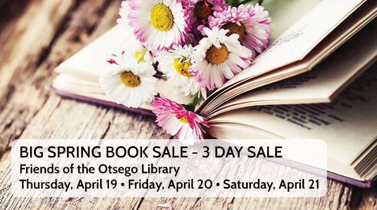 BIG Spring Book Sale