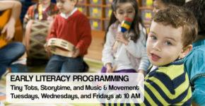Early Literacy Programs