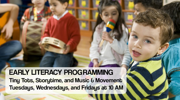 Early Literacy Programs