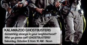 Kalamazoo Ghostbusters