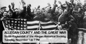 Allegan County and the Great War