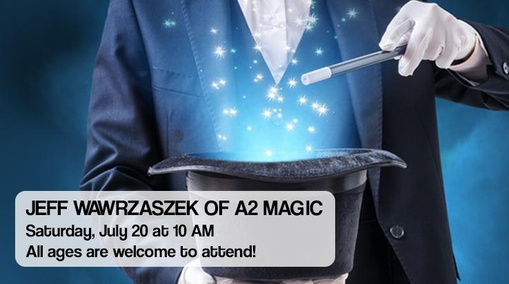 Jeff Wawrzaszek of A2 Magic