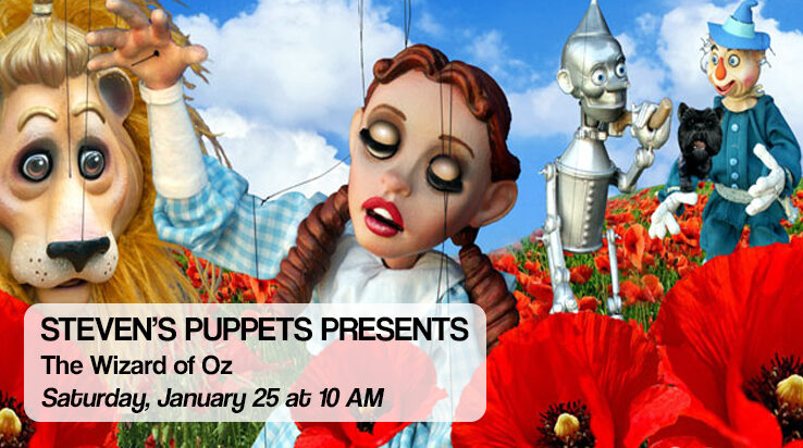 Stevens Puppets Presents: Wizard of Oz