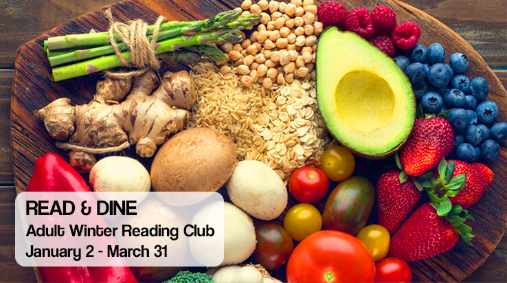 Read & Dine: Adult Winter Reading Club