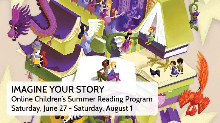 Imagine Your Story – Children's Summer Reading Program