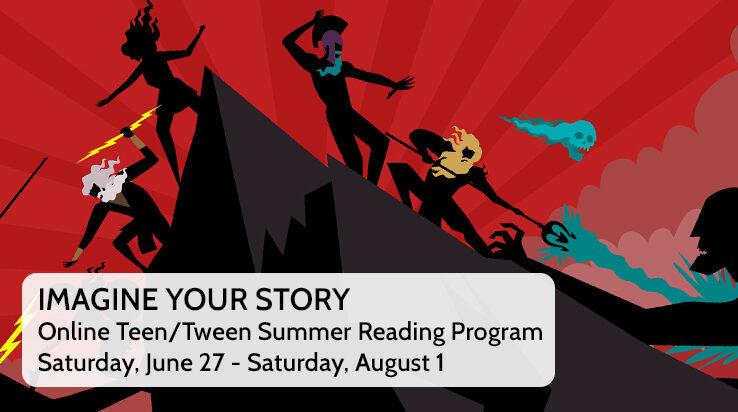TEEN/TWEEN SUMMER READING PROGRAM